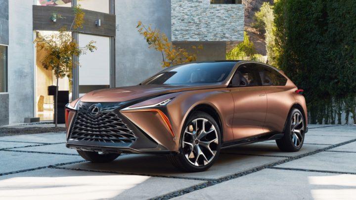 Stane se Lexus LF-1 Limitless hvězdou tuningových nadšenců?