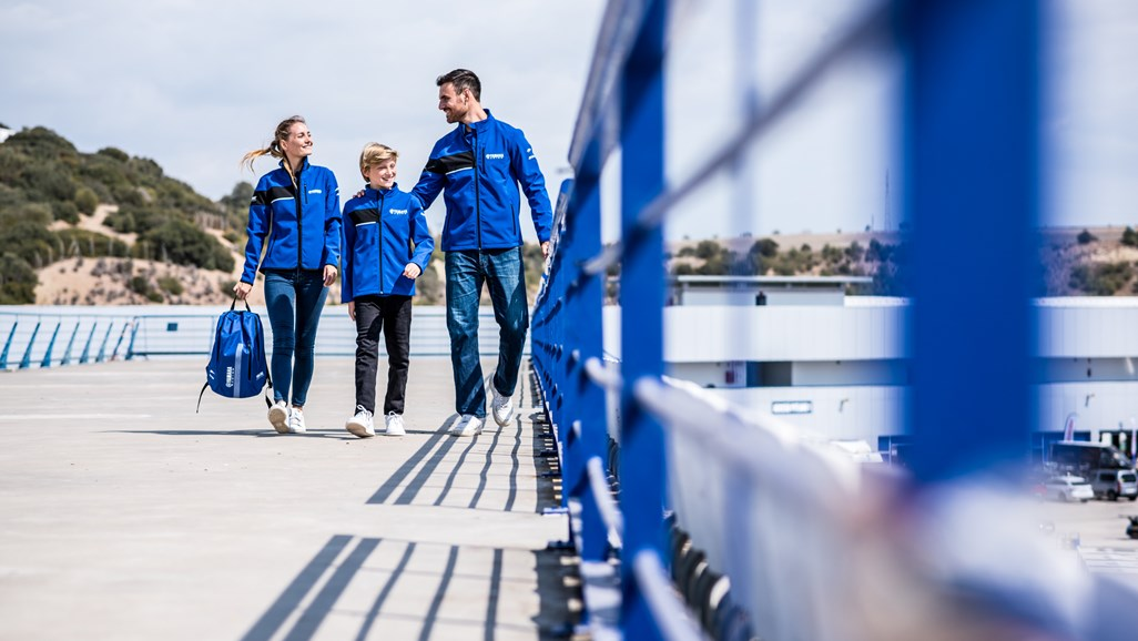 Yamaha představuje kolekci Paddock Blue inspirovanou závody