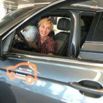 Zpěvačka Bára Poláková bude jezdit ve Volkswagenu Tiguan Allspace