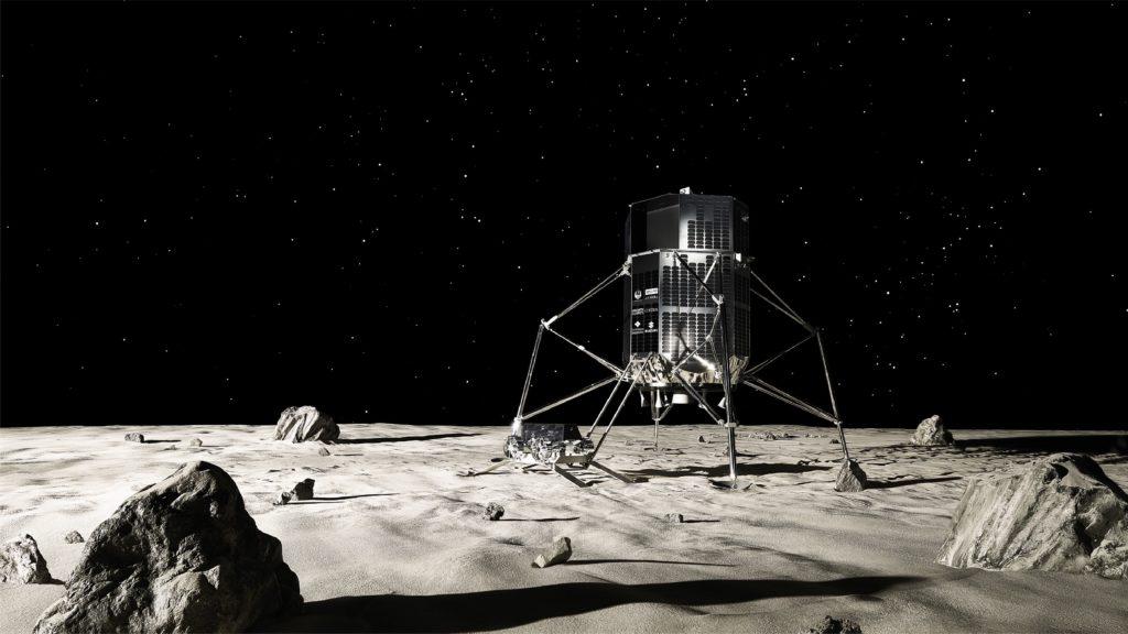 Suzuki míří na Měsíc. Postaví lunární modul