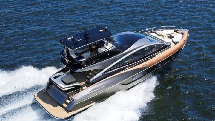 Premiéra luxusní jachty Lexus LY 650: Mimořádná kvalita, design a tichý chod