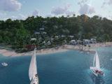 pangea-beach-roatan-aerial-render