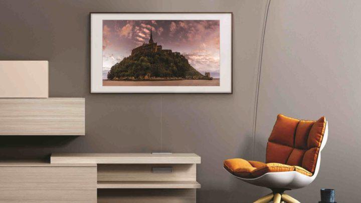 Televize nebo obraz? Samsung The Frame je oboje