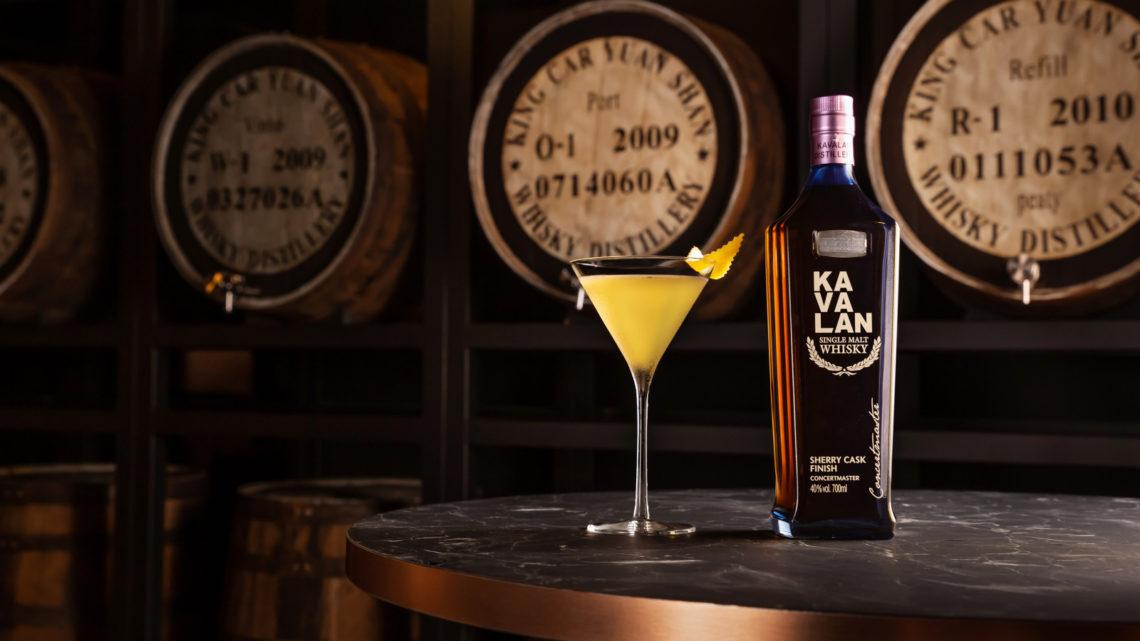 """Palírna Kavalan představila první novou whisky roku 2019, kterou je """"Concertmaster Sherry Finish"""""""