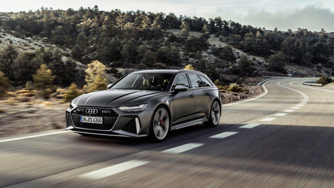 Nové supersportovní kombi Audi RS 6 Avant již v prodeji