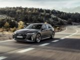 Audi RS 6 Avant Dynamic photo Color: daytonagray matt
