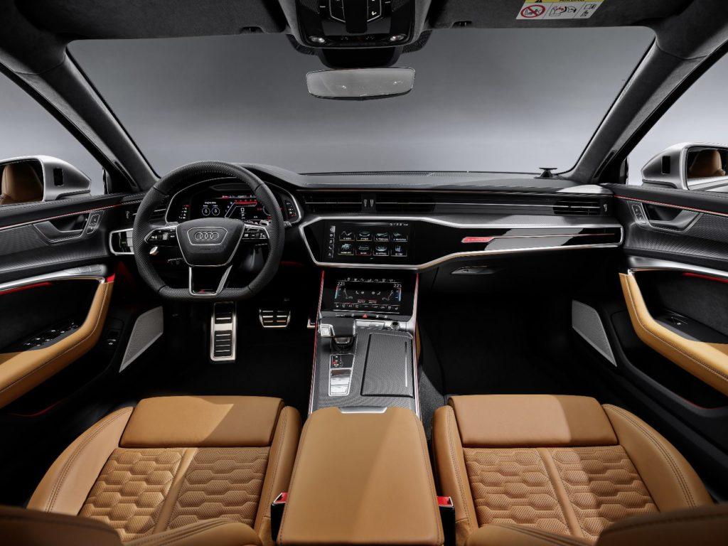 Audi RS 6 Avant Cockpit