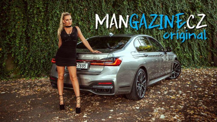 Fotogalerie: Kiara a BMW 750i xDrive