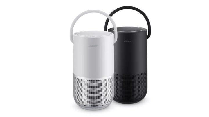 Bose uvádí na náš trh chytrý reproduktor v přenosném provedení s baterií