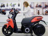 SEAT e-Scooter: elektrický motocykl s dojezdem 115 kilometrů bude uveden na trh vroce 2020