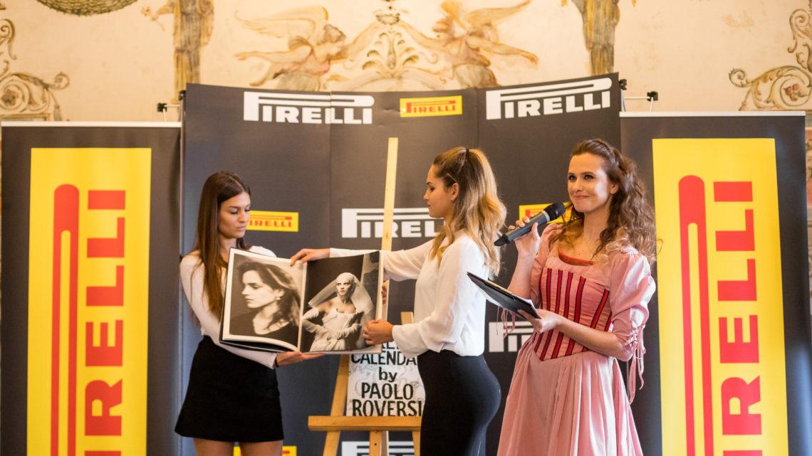 Letošní dražba kalendáře Pirelli vynesla 111111 Kč. Výtěžek bude věnován Masarykovu onkologickému ústavu vBrně