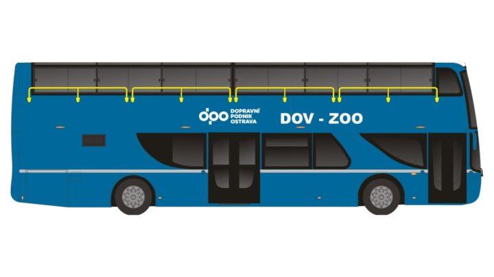 První doubledeckery vČR na linkách MHD budou značky Scania