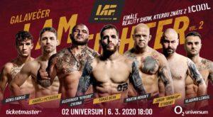 Galavečer IAF 2 uvede na českou bojovou scénu nového profesionálního zápasníka